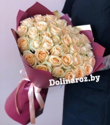 """Букет роз """"Шарм"""" 41 роза"""