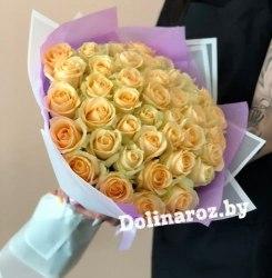 "Букет роз ""Афина"" 51 роза"