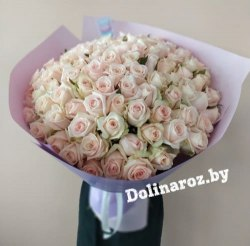 "Букет роз ""Самбука"" 101 роза"