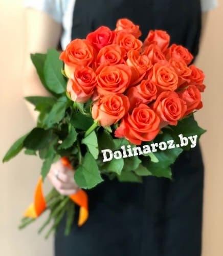 """Букет роз """"Лия"""" 19 роз"""