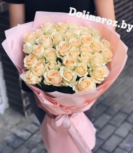 """Букет роз """"Альфия"""" 31 роза"""