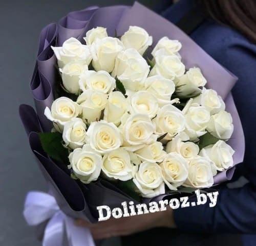 """Букет роз """"Венеция"""" 31 роза"""