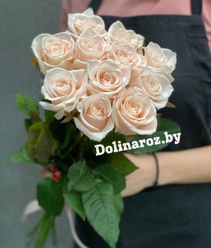 """Букет роз """"Приятный подарок"""" 11 роз"""