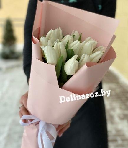 Букет тюльпанов «Изюминка»