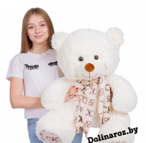 """Плюшевый медведь """"Мартин"""" 100 см, Белый"""
