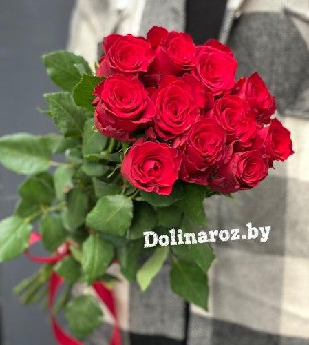 """Букет роз """"Родос 11"""" 11 роз"""