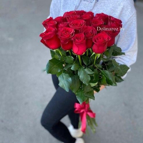 """Букет роз """"Родос 19"""" 19 роз"""