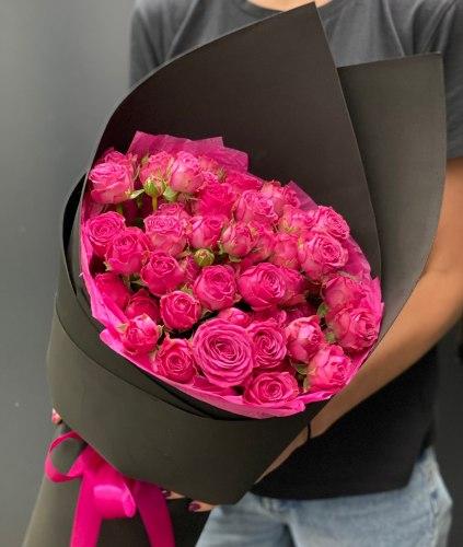 """Букет """"Прелесть"""" Кустовые розы"""