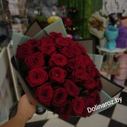 """Букет роз """"Страсть"""" 31 роза"""