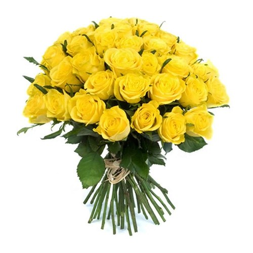 "Букет роз ""Желтые"" 31 роза"