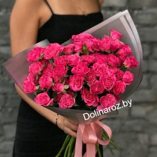 """Букет роз """"Зачетный"""" Кустовые розы"""