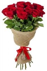 """Букет роз """"Retro"""" 15 роз"""