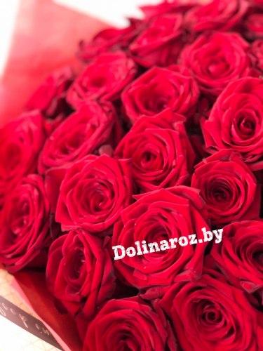 """Букет роз """"В зачёт"""" 41 роза"""