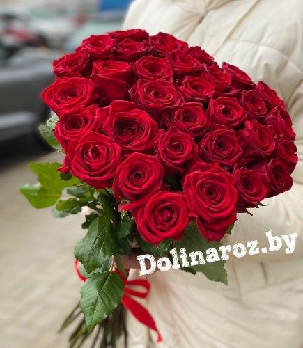 """Букет роз """"Прекрасный"""" 31 роза"""