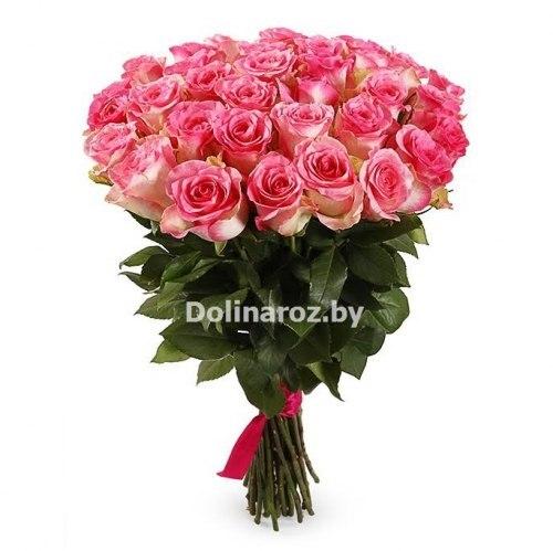 "Букет роз ""Розовое облако"" 31 роза"