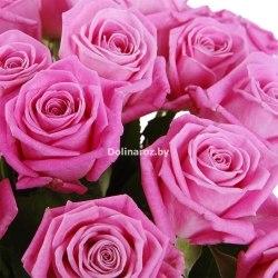 "Букет роз ""Аквамарин"" 31 роза"