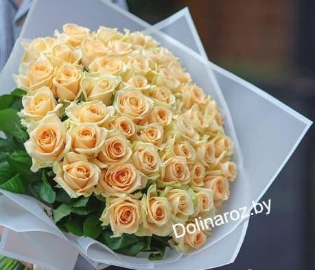 "Букет роз ""Мои симпатии"" 51 роза"