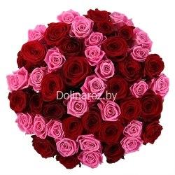 """Букет роз """"Тайный"""" 51 роза"""