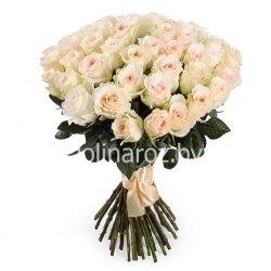 """Букет роз """"Лучший"""" 51 роза"""