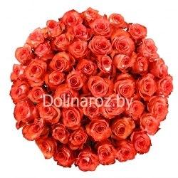 """Букет роз """"Осень"""" 51 роза"""