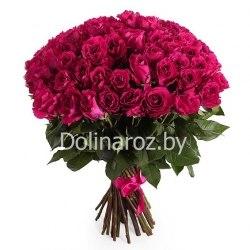 "Букет роз ""Мами Блю"" 51 роза"