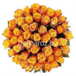 "Букет роз ""Изысканный"" 51 роза"