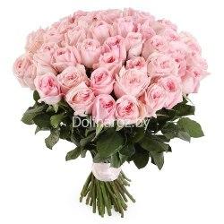 """Букет роз """"Пинк Оксара"""" 51 роза"""