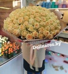 """Букет роз """"Знатный"""" 101 роза"""
