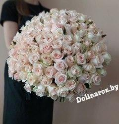 """Букет роз """"Сеньорита"""" 101 роза"""