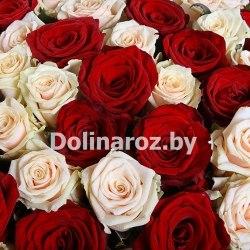 """Букет роз """"Огромный"""" 201 роза"""