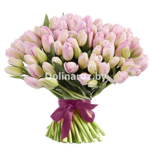 """Букет тюльпанов """"Гламур"""""""