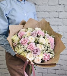 """Букет цветов """"Классный"""""""