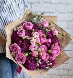 """Букет цветов """"Блеск"""""""