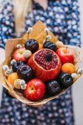 Букет из фруктов №13