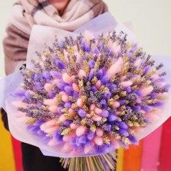 Букет сухоцветов №17