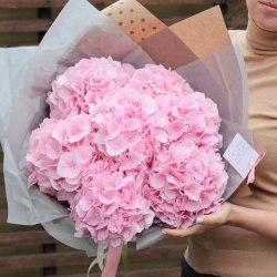 """Букет Гортензий """"Розовый"""""""