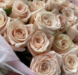 """Букет роз """"Весенний"""" 25 роз"""