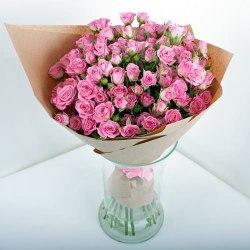 """Букет цветов """"Амели"""" Кустовые розы"""