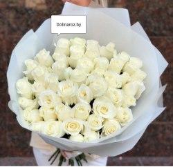 """Букет цветов """"51 Стильная"""" 51 роза"""