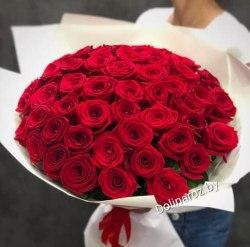 """Букет роз """"Стиляга"""" 51 роза"""