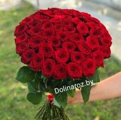 "Букет роз ""Любовь"" 51 роза"