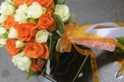 Свадебный букет №133