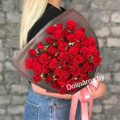 """Букет """"Изящный"""" Кустовые розы"""