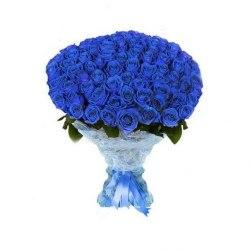 """Букет роз """"Bluemarine"""" 51 роза"""