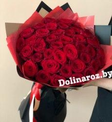 "Букет роз ""С любовью"" 41 роза"