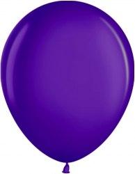 """Латексный шар с гелием """"Фиолетовый"""" 12"""" (30 см)"""