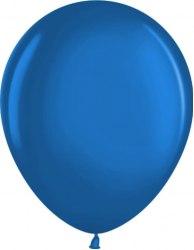 """Латексный шар с гелием """"Синий"""" 12"""" (30 см)"""