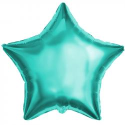 """Фольгированный шар """"Звезда Тиффани, глянец"""" 18″ (46 см)"""