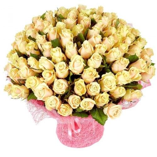 """Букет роз """"Talea"""" 101 роза"""