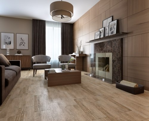 Плитка для пола KERRANOVA Timber Eucalyptus/Эвкалипт 600х200